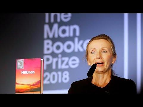 Escritora da Irlanda do Norte conquista Prémio Man Booker 2018
