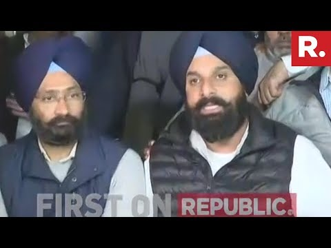 Akali Dal Slams Navjyot Singh Sidhu, Stages Anti-Sidhu Protest In Punjab Assembly
