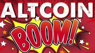 WE ARE SET FOR LIFE! - ALTCOINS COULD 10x!  ALTCOIN SEASON WILL CONTINUE IF THIS HAPPENS!  XTZ & NEO