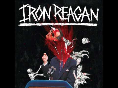 Iron Reagan- Four More Years |