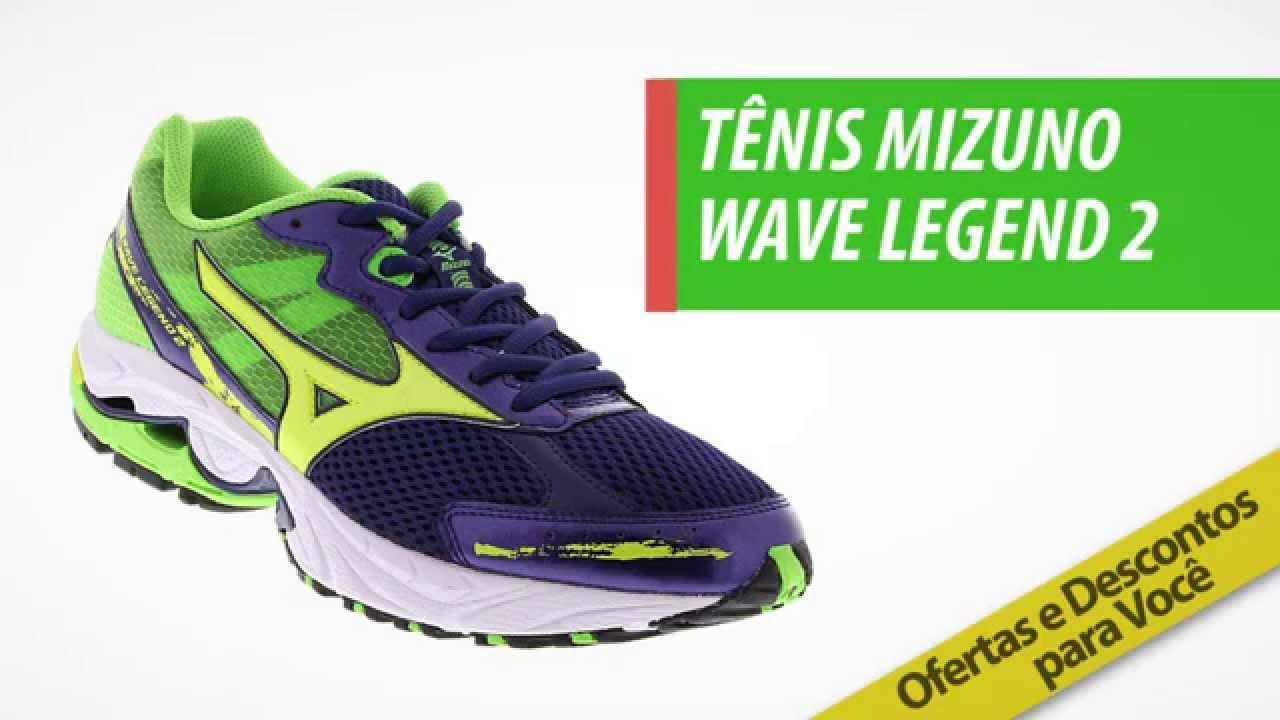 df465cd91899 store tenis nike shox junior centauro 3452c ce755  australia carregando  zoom replica 1e160 1b27c tênis mizuno wave legend 2 compre na centauro com  preço