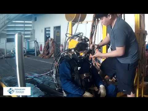Welder performance qualification, WPQ Lloyd's Register, underwater welding, u/w welding