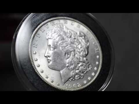 Silver Stack - Morgan Silver Dollar Set 1878 - 1921