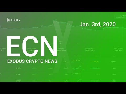 exodus-wallet-crypto-news-january-3rd,-2020-happy-birthday-bitcoin