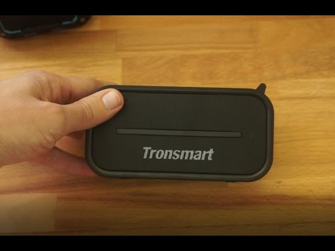 TRONSMART T2 PREVIEW - אנבוקסינג