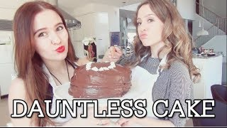 Dauntless Cake | Cooking with Fandoms
