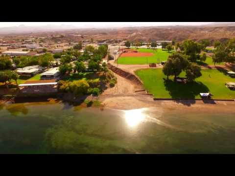 Bullhead City Community Park from a different perspective.