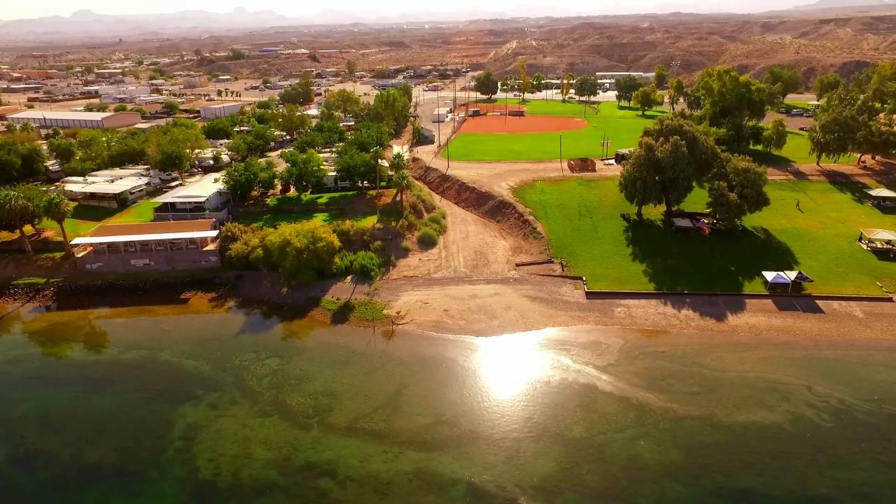 Bullhead City Community Park from a different perspective