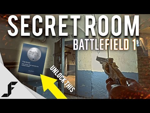How to unlock the Secret Zombie Room Dogtag in Battlefield 1