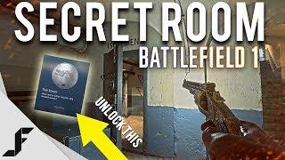 How to unlock the Secret Zombie Room Dogtag in Battlefield 1 - Battlefield 2018 Reveal Date