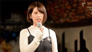 元タレントの坂口杏里さん(27)が4日、都内でイベント「坂口杏里の...