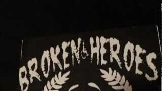 BROKEN HEROES - Fencewalker (The Cement Shoes) NJOI