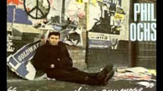 Phil Ochs - Draft Dodger