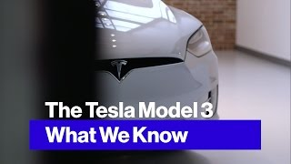 Here's What We Know So Far About the Tesla Model 3