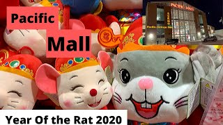 Pacific Mall Chinese New Year Year Of The RAT