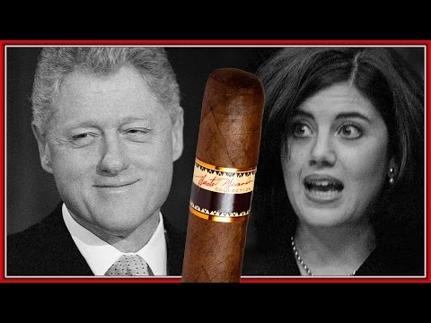 "🔴 Bill Clinton Being Asked About ""THE CIGAR"" By Special Prosecutor"