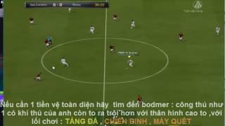 fifa online 3 review mathieu bodmer u6 g khổng lồ lng mạn