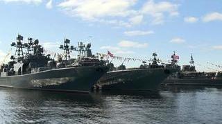 В России сегодня отмечается День Северного флота