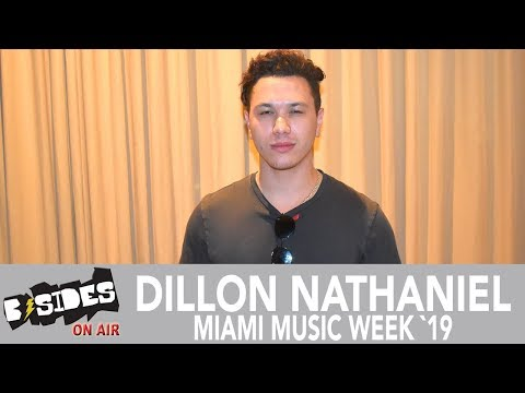 Dillon Nathaniel at Miami Music Week 2019: Talks Father's Influence, New Music
