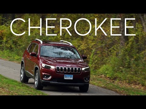 2019 Jeep Cherokee Quick Drive | Consumer Reports