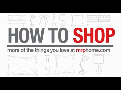 How to shop mrphome