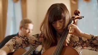 Cello Guitar Duet Duo Vitare - Isaac Albeniz - Rimas de Becquer IV & V