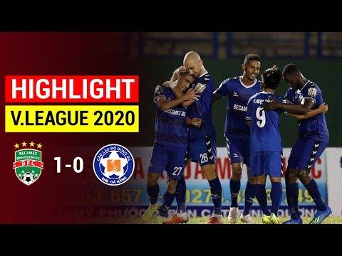 Binh Duong Da Nang Goals And Highlights