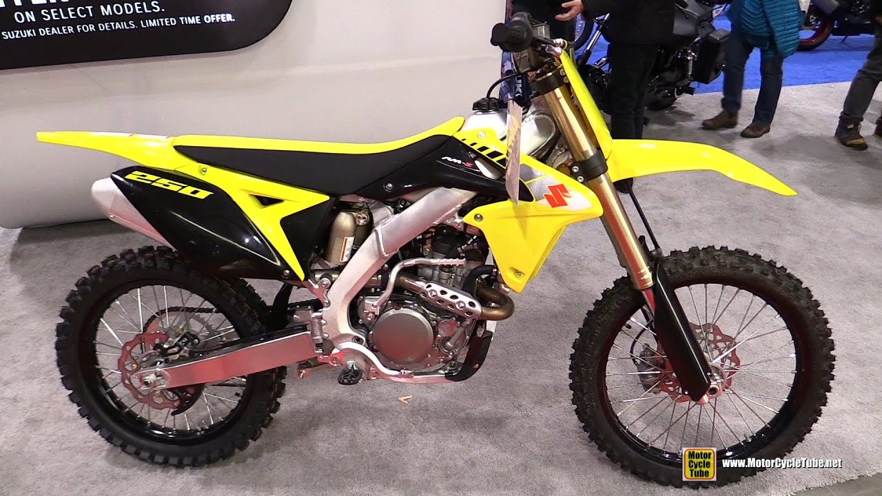 2017 suzuki rmz 250 walkaround 2017 toronto motorcycle. Black Bedroom Furniture Sets. Home Design Ideas