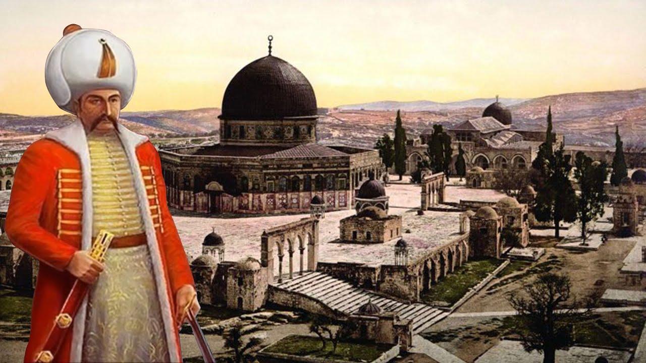 Yavuz Sultan Selim ve Kudüs - YouTube