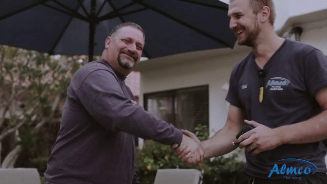 Repipe Specialists Customer Review San Diego CA Almco Plumbing Call us (858)-209-7214