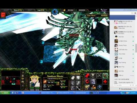 hướng dẫn ép hidden vật phẩm 9x hero defense VN