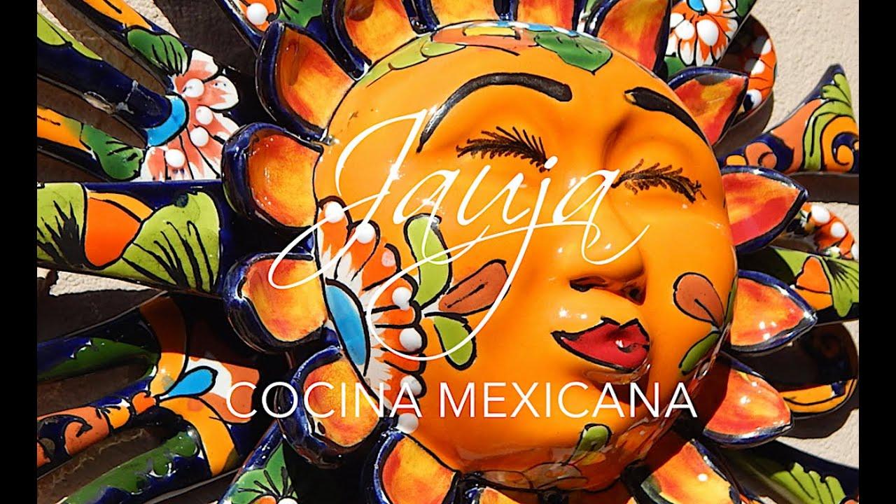 Descubra Jauja Cocina Mexicana Youtube