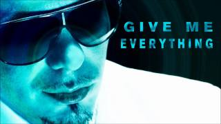 Pitbull - Give Me Everything (Mikael Wills & Justin Sane Remix)