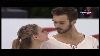 MŚ Szanghaj 2015 DF Papadakis & Cizeron