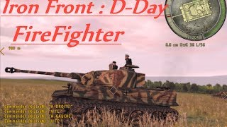 "Iron Front : D-Day DLC ""Firefighter"""