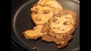 Vine - Frozen Pancakes!