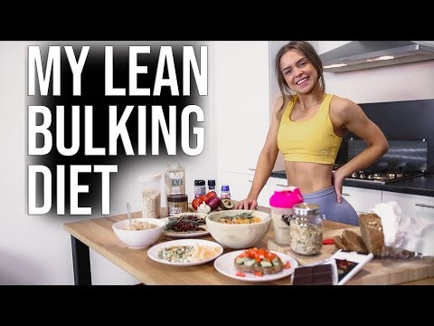 MY LEAN BULKING DIET | EVERY MEAL | TO BUILD MUSCLE | VLOGMAS DAY 4