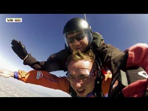 WE GO Skydiving Erasmus Lithuania