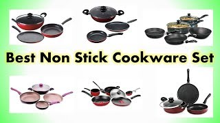 Best Non Stick Cookware Set in India with Price | 2019