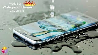 TOP 5 Best Waterproof Phones Under Rs. 20,000 $300 | Tech For Review