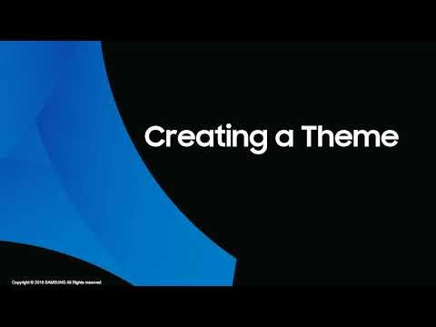 Submitting Themes & Samsung Themes Editor Tool [Webinar]