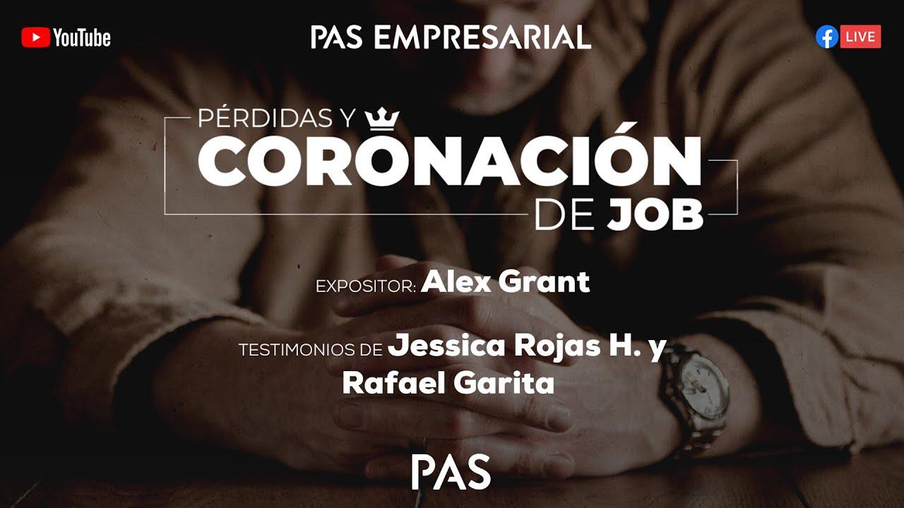 Pérdidas y Coronación de Job - PAS Empresarial