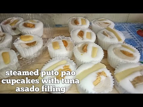 no-oven-puto-pao-cupcakes-with-tuna-asado-filling-|-negosyo-ideas