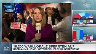 Erster Lagebericht aus der FPÖ-Zentrale