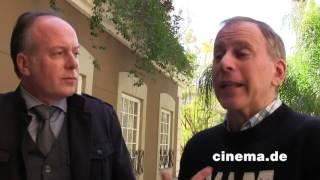 Boss Baby // Tom McGrath // Interview // CINEMA-Redaktion