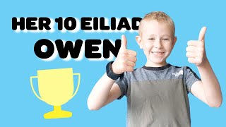 Her 10 Eiliad | Owen | Fideo Fi