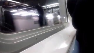 R142A (6) train ride 125th Street-86th Street via Lexington Av…