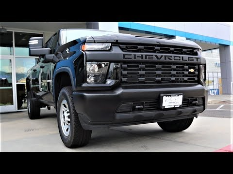 2020 Chevy 3500 6.6L Gas V8: Is The New 6.6L Worth A Look???