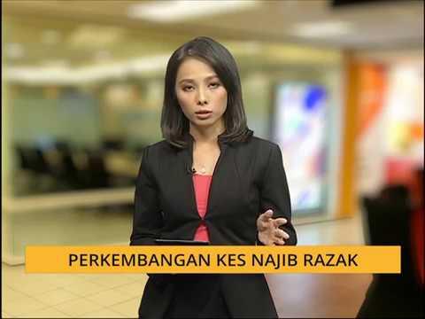 Perkembangan kes Najib Razak