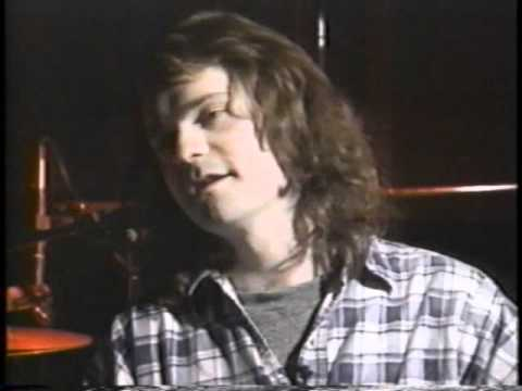 Tragically Hip  - Interview + Studio, Memphis 1989